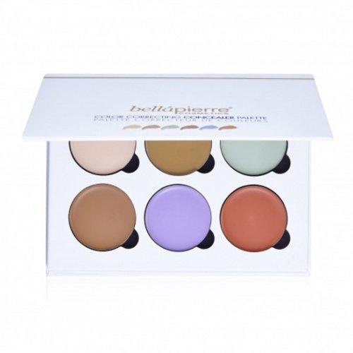 Color Correcting Concealer Palette van BellaPierre