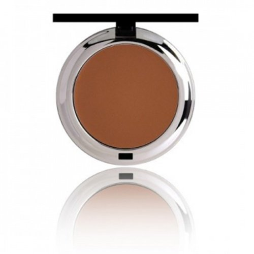 Compact Mineral Foundation van BellaPierre Cafe