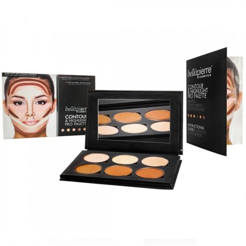 Contour & Highlight Pro Palette van BellaPierre
