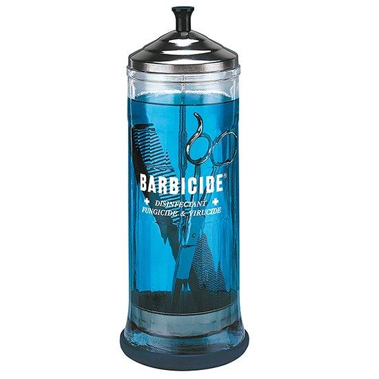 Dompelflacon 1L van Barbicide