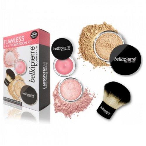 Flawless & Rosy Complexion Kit van BellaPierre