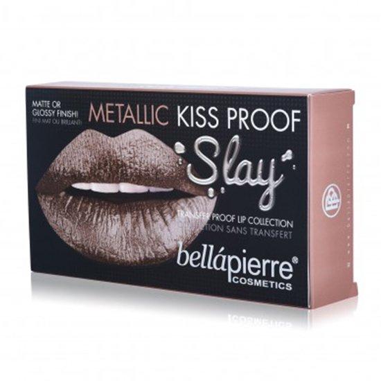 Kiss Proof Metallic Slay Kit van BellaPierre Miami