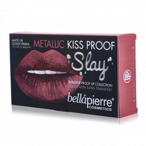 Kiss Proof Metallic Slay Kit van BellaPierre Redesque