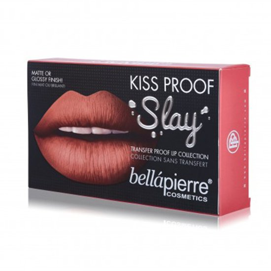 Kiss Proof Slay Kit van BellaPierre