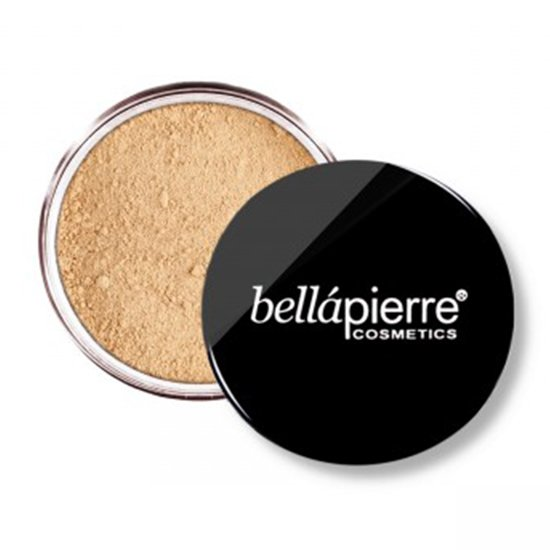 Mineral Foundation van BellaPierre Nutmeg