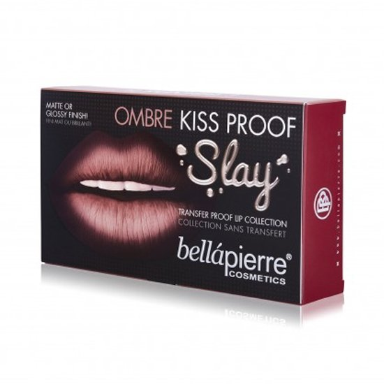 Ombré Kiss Proof Slay Kit van BellaPierre