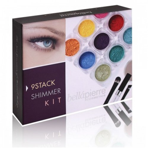 Shimmer 9 Stack Kit van BellaPierre