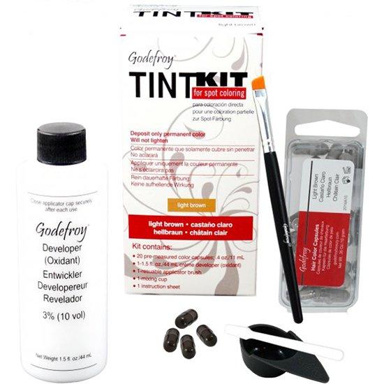 Tint kit light van Godefroy