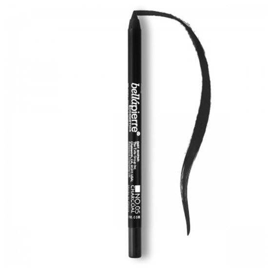 Waterproof Gel Eye Liner van BellaPierre Charcoal