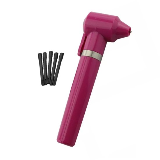 Wenkbrauwverf Mixer Roze van BrowTastic