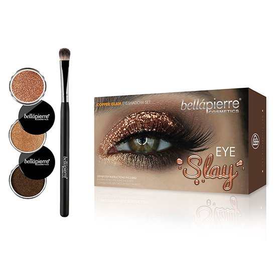 Eye Slay kit Copper Glam van Bellapierre