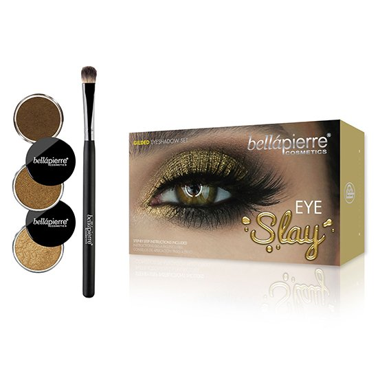 Eye Slay kit Gilded van Bellapierre