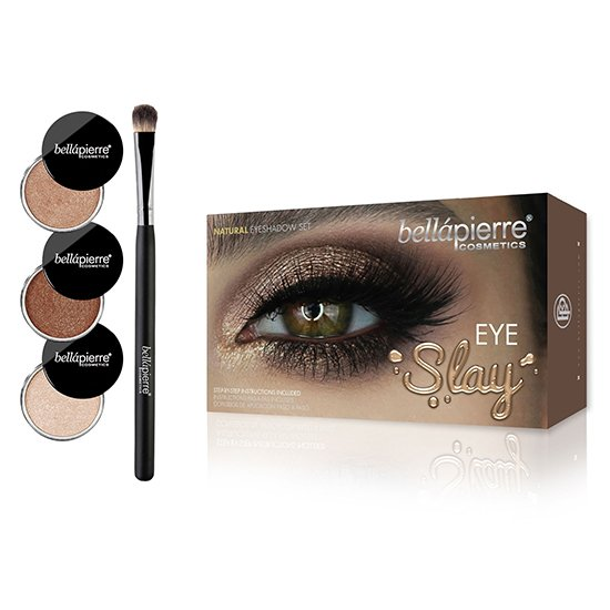 Eye Slay kit Naturel van Bellapierre