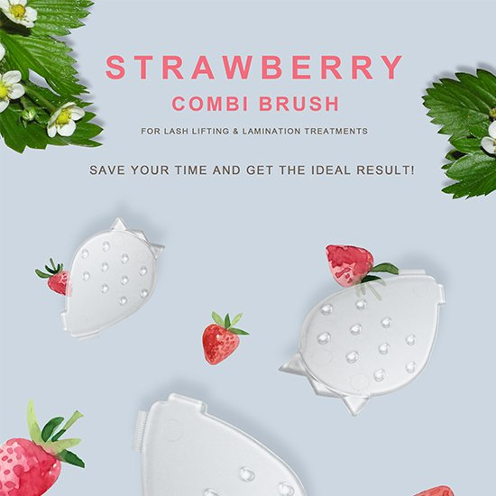 Strawberry Combi Tool van Brows and More