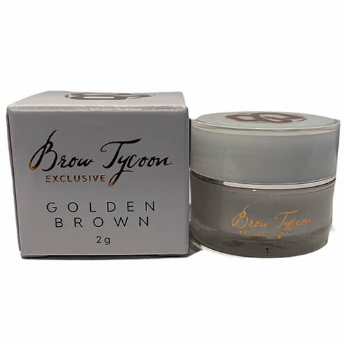 Exclusive Henna Golden brown Browtycoon