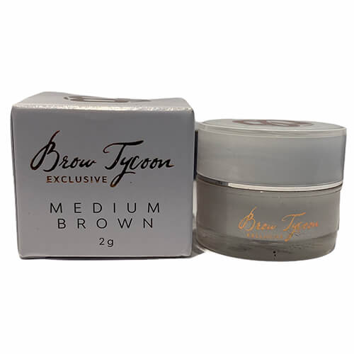 Exclusive Henna Medium brown Browtycoon